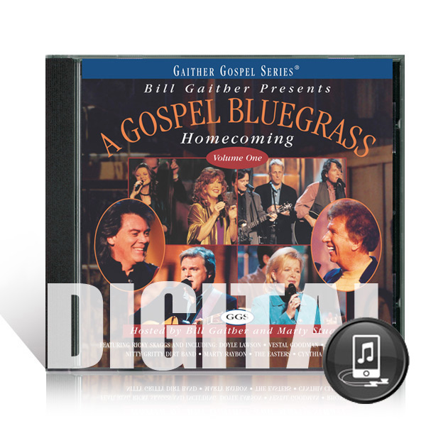Gospel Bluegrass Homecoming Volume 1 - Digital