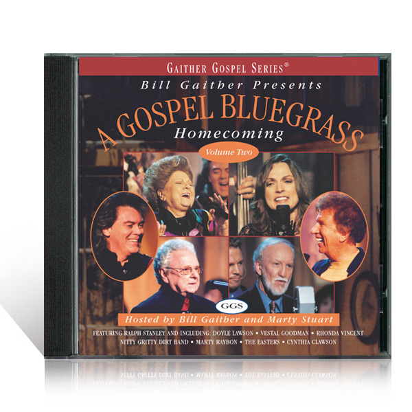 Gospel Bluegrass Homecoming Volume 2 CD