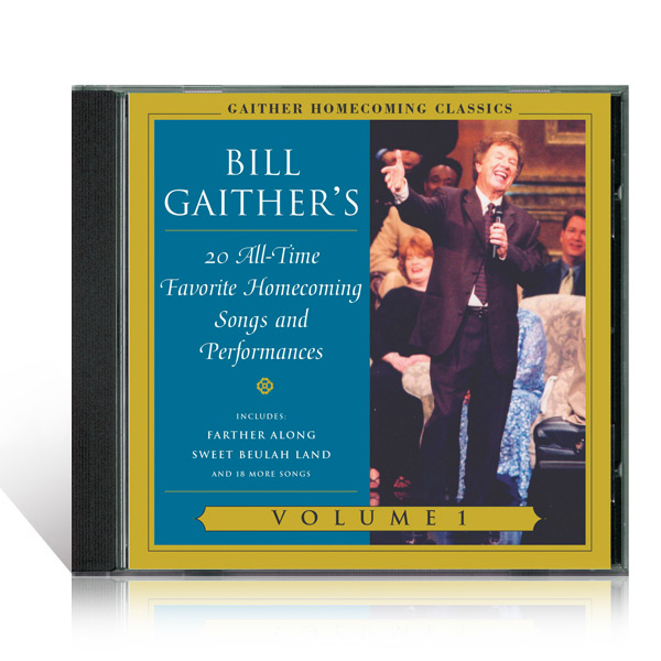 Gaither Homecoming Classics Vol 1 CD