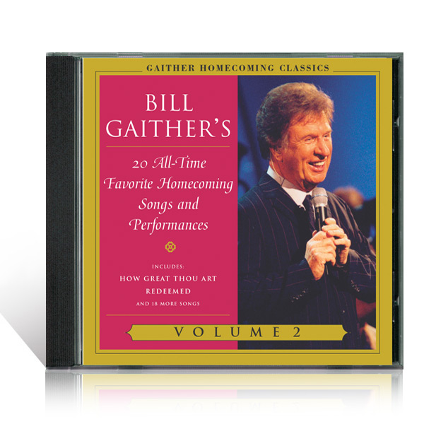 Gaither Homecoming Classics Vol 2 CD