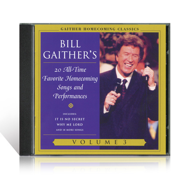 Gaither Homecoming Classics Vol 3 CD