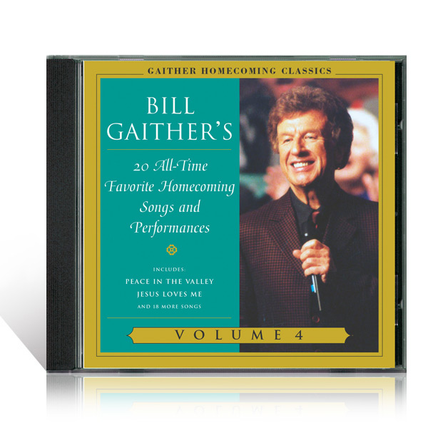 Gaither Homecoming Classics Vol 4 CD