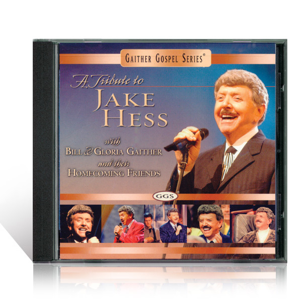 A Tribute To Jake Hess CD