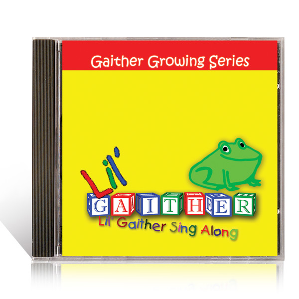 Lil Gaither Sing-Along CD