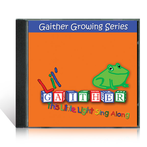 Lil Gaither This Little Light Sing-Along CD