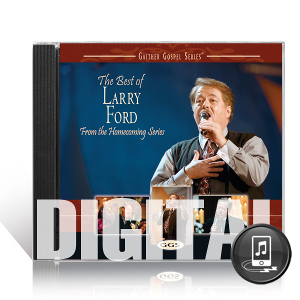 The Best Of Larry Ford - Digital