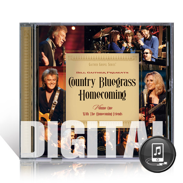 Country Bluegrass Homecoming Vol 1 - Digital