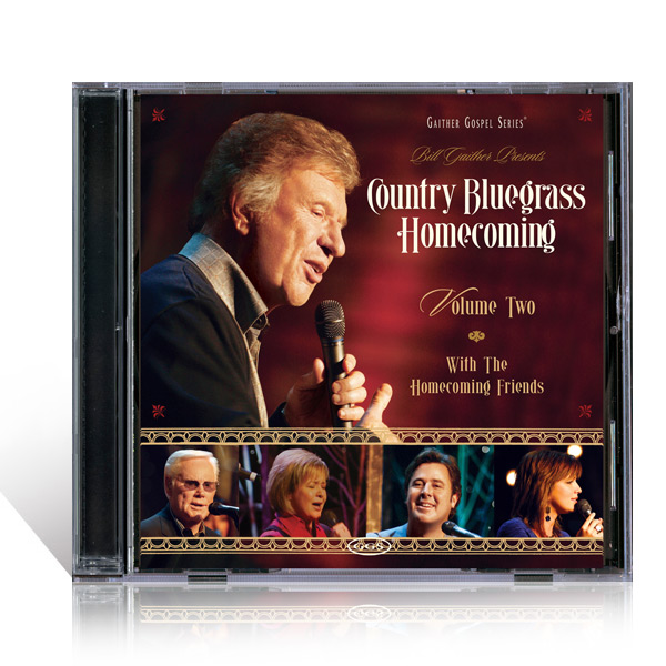 Country Bluegrass Homecoming Vol 2 CD