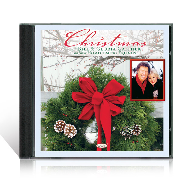 Christmas with Bill & Gloria Gaither CD