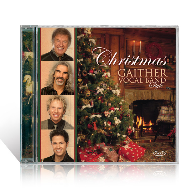 GVB: Christmas Gaither Vocal Band Style - CD - Gaither