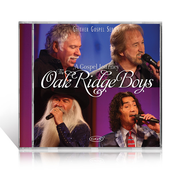 The Oak Ridge Boys: A Gospel Journey CD