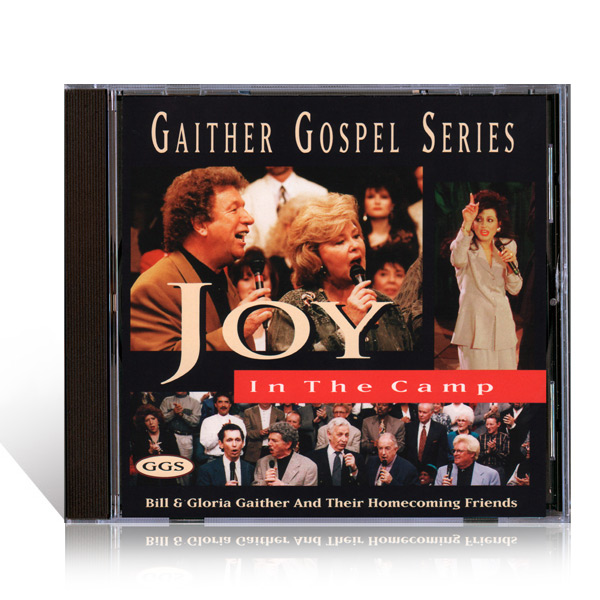 Joy In The Camp CD