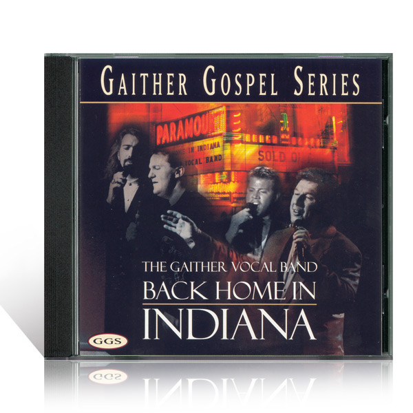 Back Home In Indiana CD