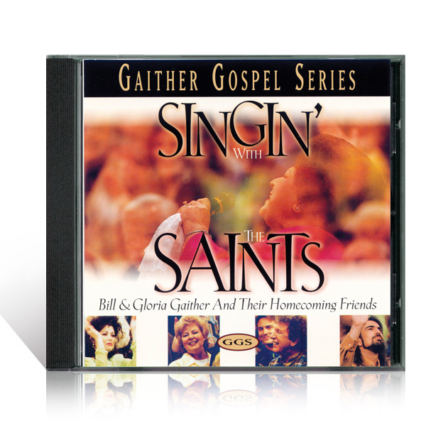 Singin With The Saints CD
