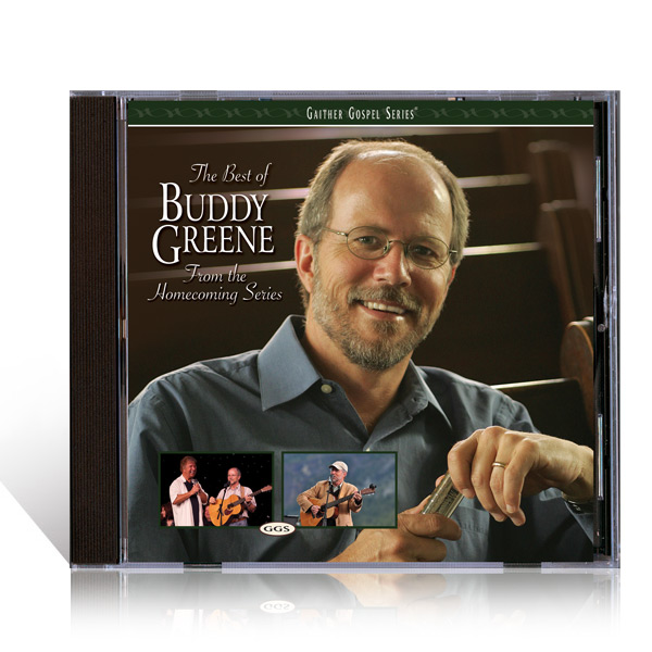 The Best of Buddy Greene CD