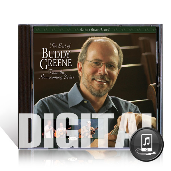 Best Of Buddy Greene Digital