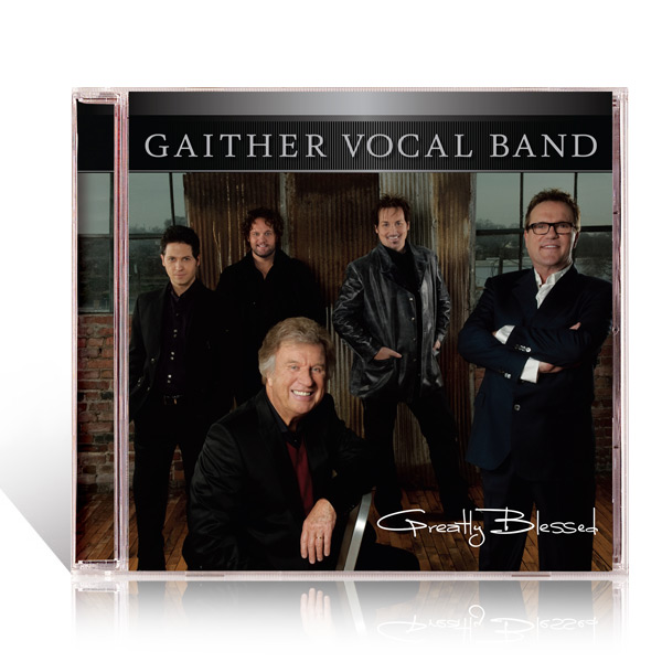 GVB:  Greatly Blessed - CD