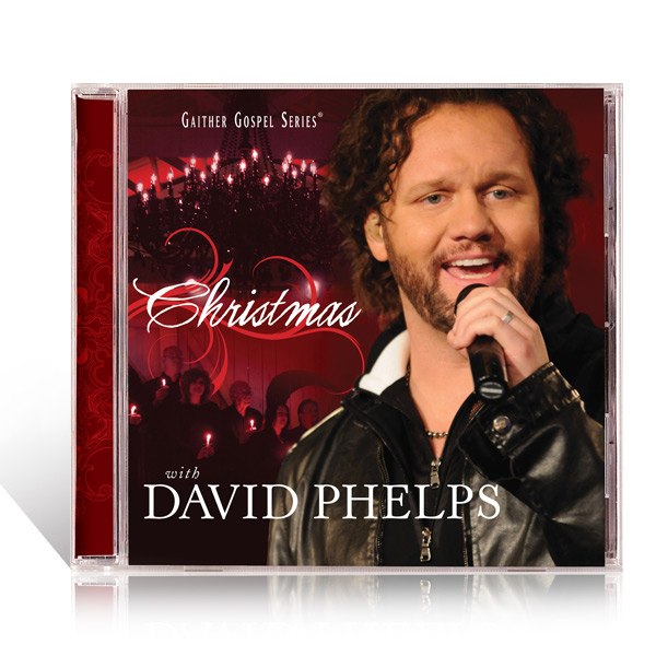 David Phelps:  Christmas With David Phelps CD