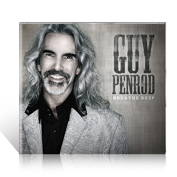 Guy Penrod: Breathe Deep - CD