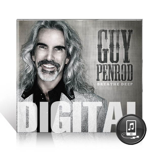 Guy Penrod Breathe Deep - Digital