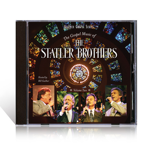 The Gospel Music Of The Statler Brothers Volume Two CD