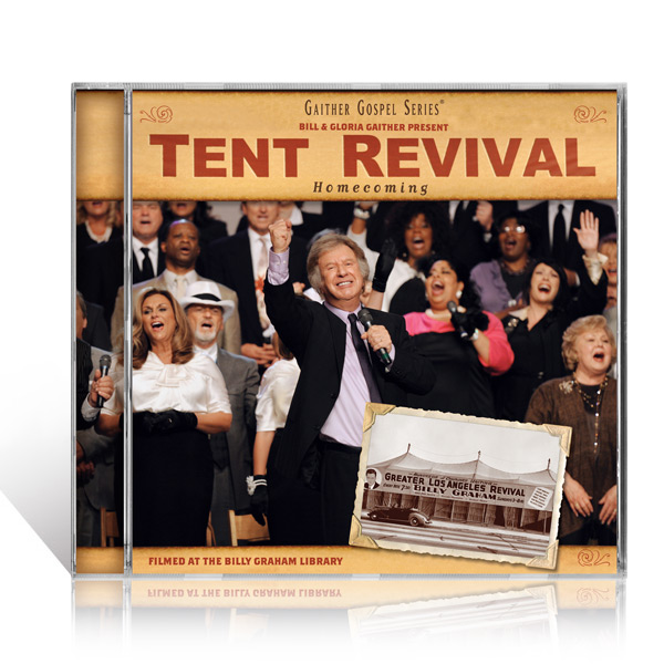 Tent Revival Homecoming - Digital