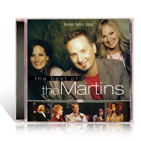 The Best Of The Martins CD