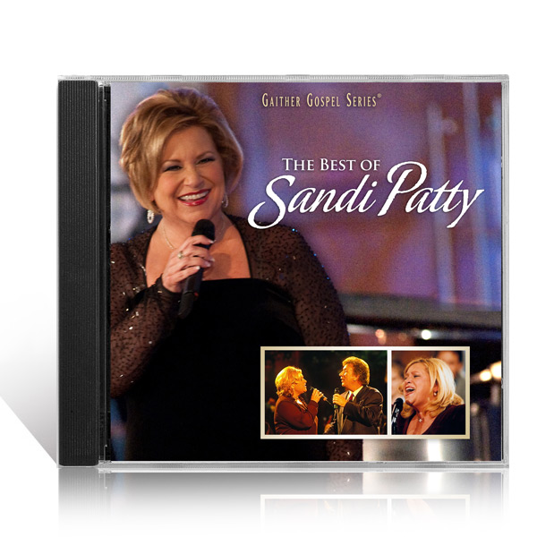 The Best of Sandi Patty CD