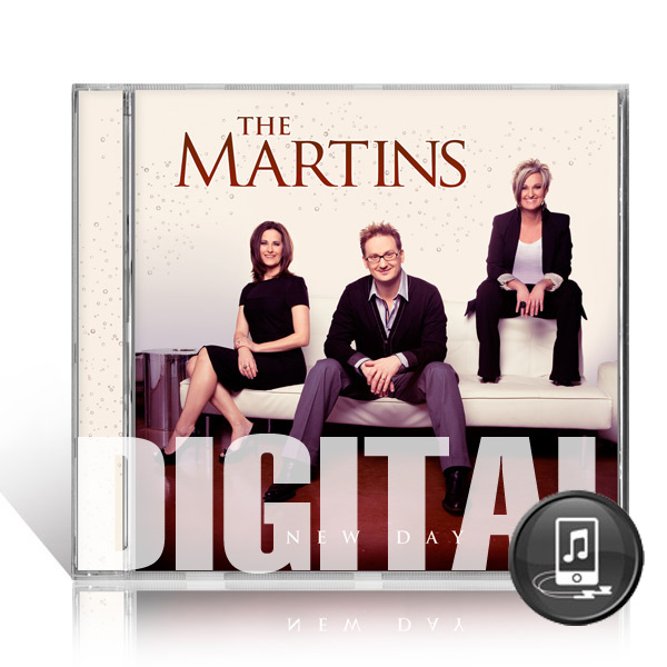 The Martins: New Day - Digital