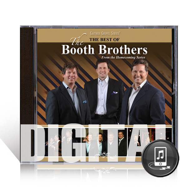 The Best Of The Booth Brothers - Digital