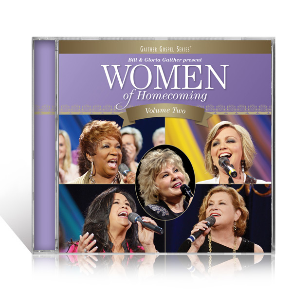 Women Of Homecoming Volume 2 CD