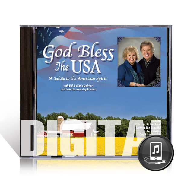 God Bless The USA - Digital