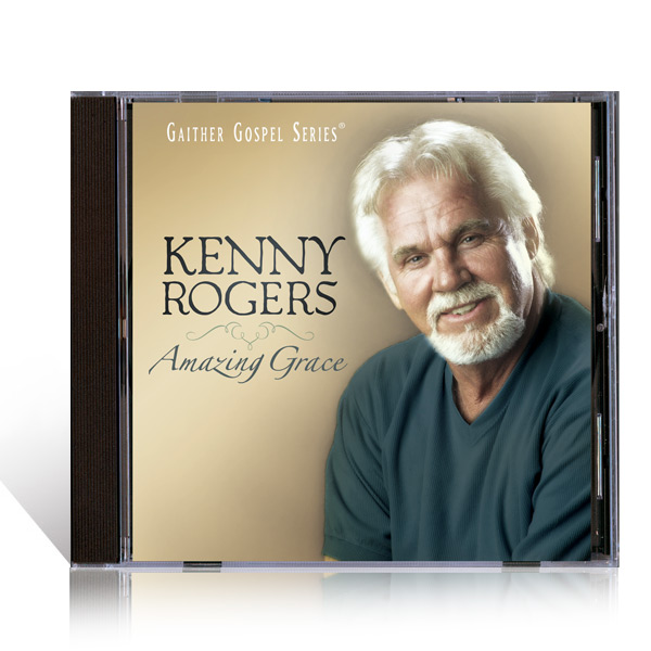 Kenny Rogers: Amazing Grace CD