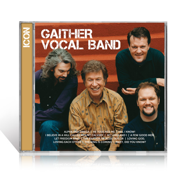 ICON: Gaither Vocal Band CD