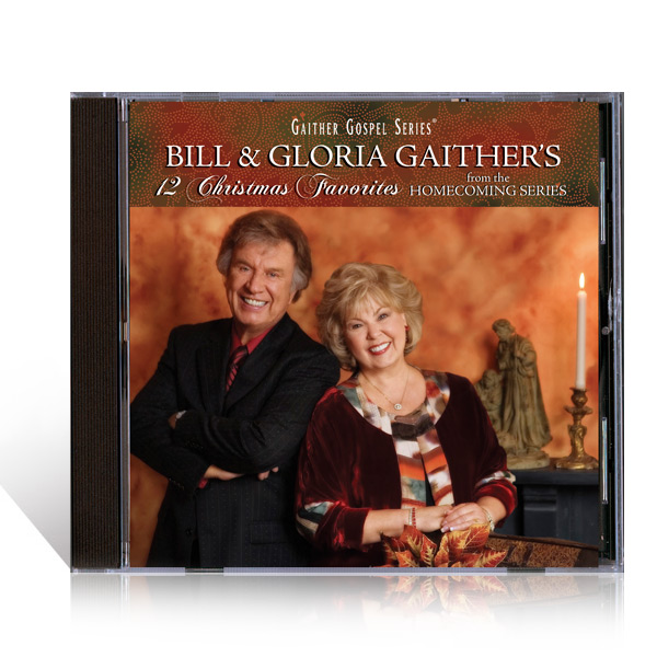 Bill & Gloria Gaithers 12 Christmas Favorites CD