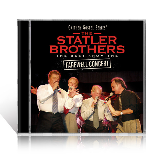 The Statler Brothers: The Best From The Farewell Concert CD