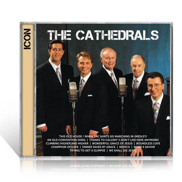 ICON: Cathedrals CD