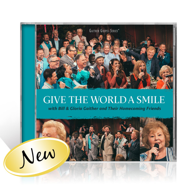 Give The World A Smile CD