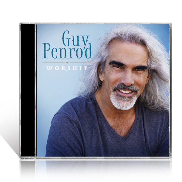 Guy Penrod: Worship CD
