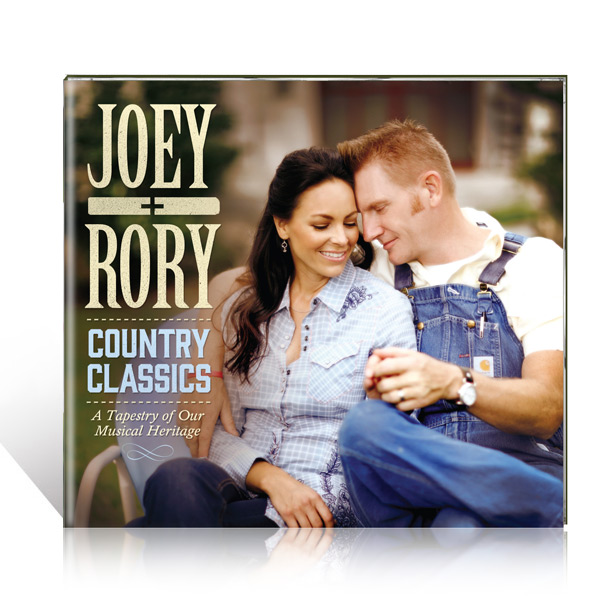 Joey+Rory: Country Classics CD