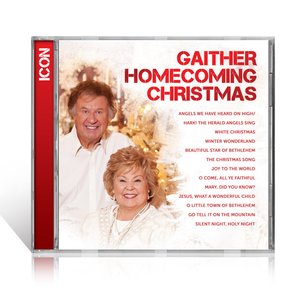 Gaither Homecoming Christmas ICON CD