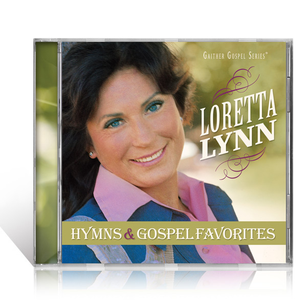 Loretta Lynn: Hymns And Gospel Favorites CD