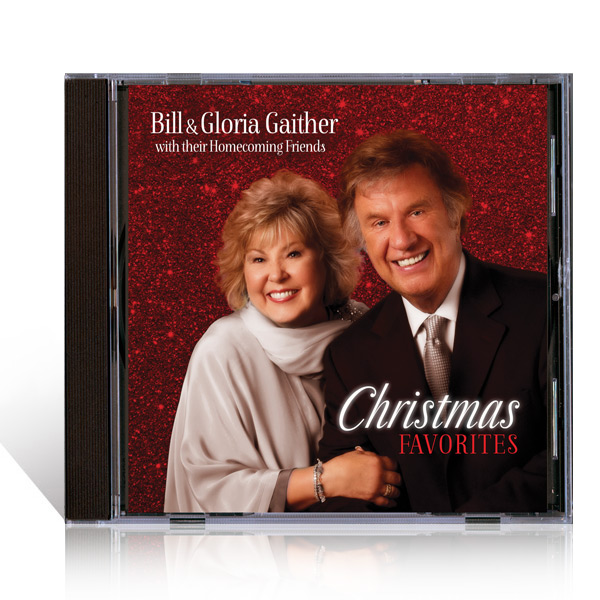 Bill & Gloria Gaither: Christmas Favorites CD