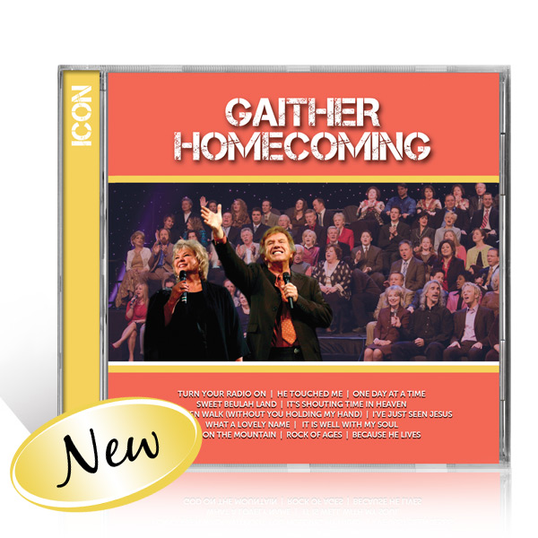 Icon: Gaither Homecoming CD