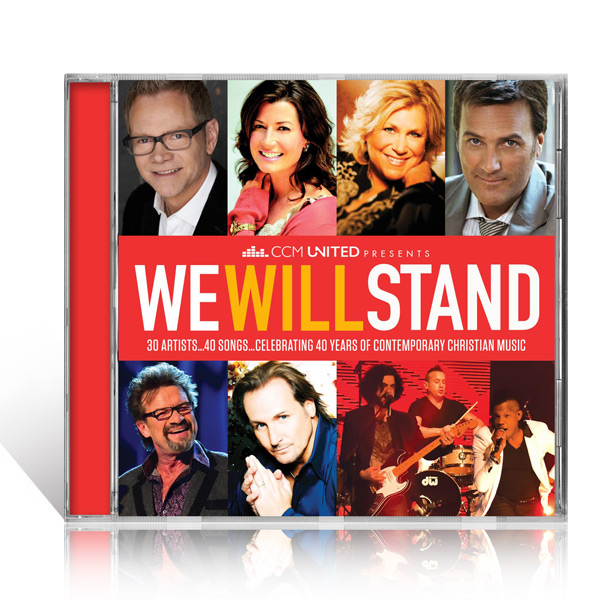 CCM United: We Will Stand 2 CD Set