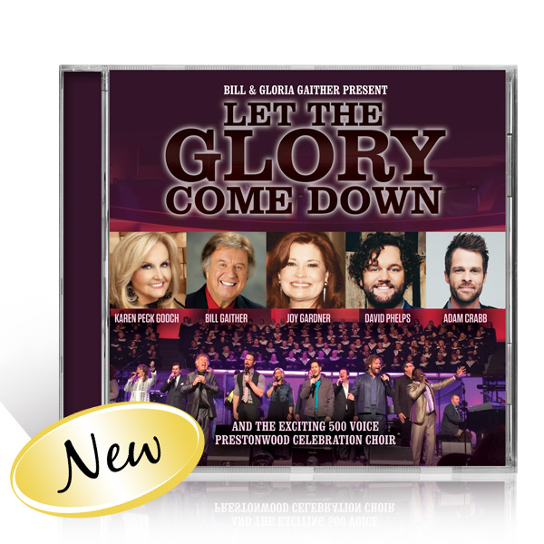 Let The Glory Come Down CD