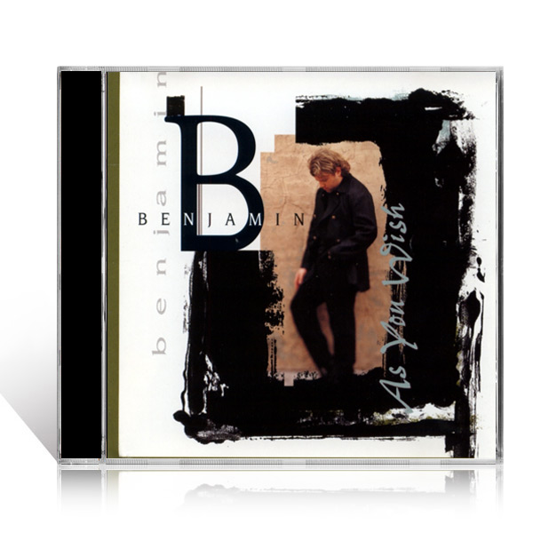 Benjamin: As You Wish CD
