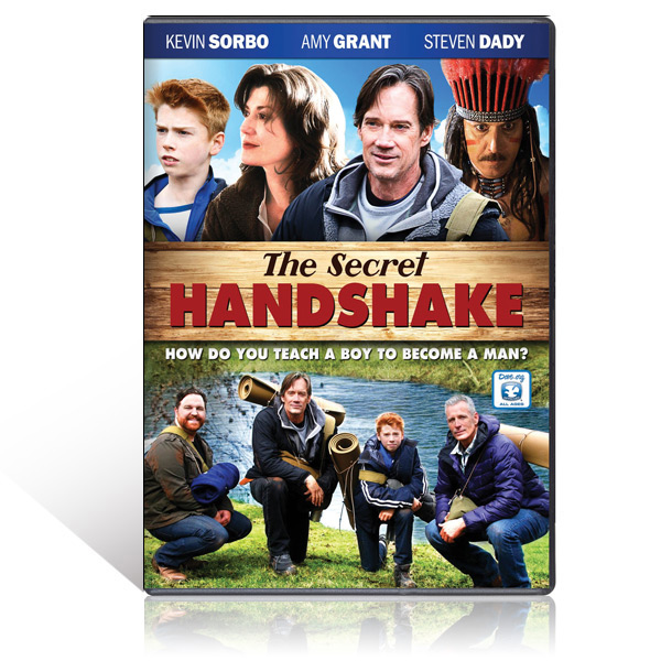 The Secret Handshake DVD