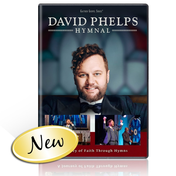 David Phelps: Hymnal DVD