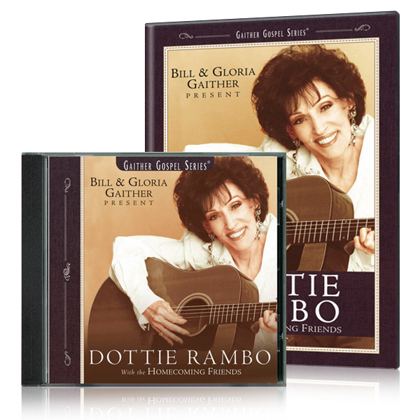 Dottie Rambo With The Homecoming Friends DVD & CD